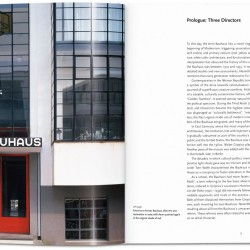 Basic Architecture - Bauhaus