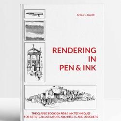 Rendering in pen and ink