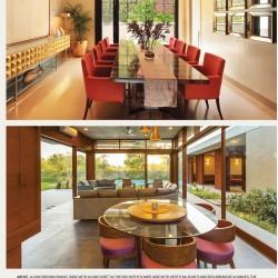 Modern Dining & Lounge Design