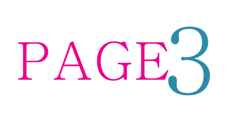 Page3 Book Shop