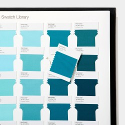 Pantone Fashion, Home + Interiors Cotton Swatch Library