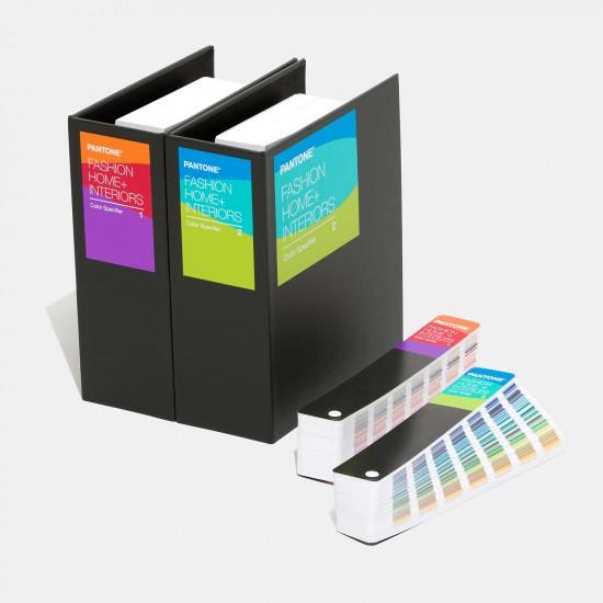 Pantone Fashion, Home + Interiors Color Specifier & Color Guide Set