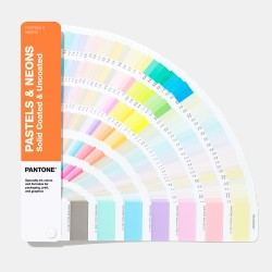 Pantone Pastels & Neons Guide Coated & Uncoated