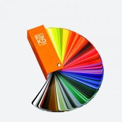 RAL K5 Colour Charts Semi Matte & Gloss Combo